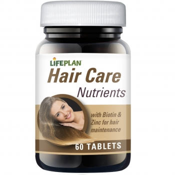 HAIR CARE N60, multivitaminai plaukams