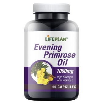 LIFEPLAN EVENING PRIMROSE OIL 1000mg N90