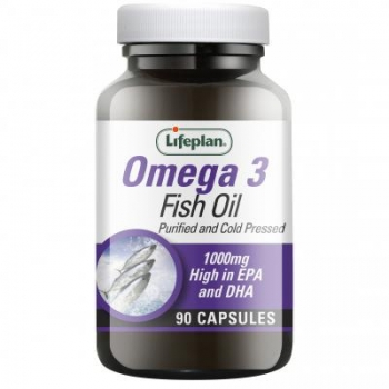 OMEGA-3 FISH OIL 1000mg N90
